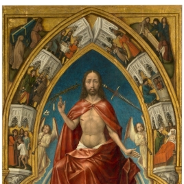 Triptych of the Redemption: Last Judgement