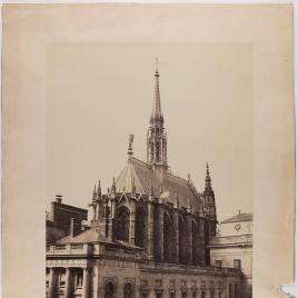 St. Chapelle, París