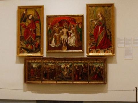 El Museo Nacional del Prado abre siete nuevas salas dedicadas a la pintura medieval y renacentista española