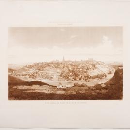 Vista general de Toledo por el sudeste
