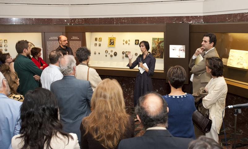 The Museo del Prado is highlighting its collection of miniatures