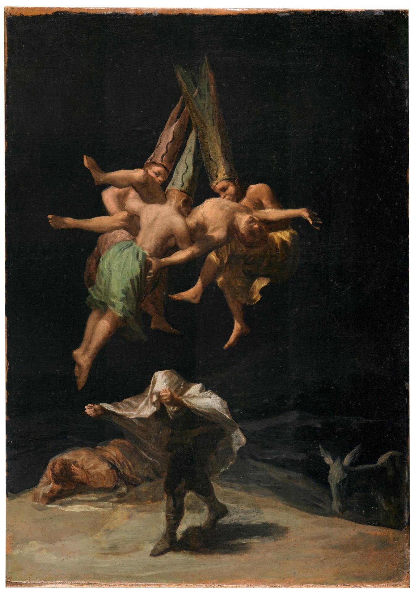 Witches' Flight - The Collection - Museo Nacional del Prado