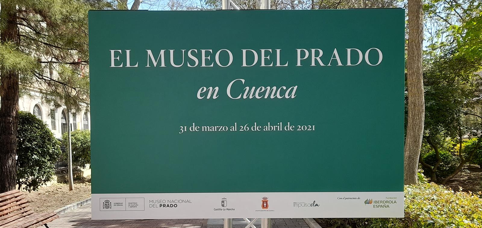 Exposición didáctica: El Museo del Prado en Cuenca