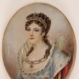 Josefina Beauharnais, emperatriz de Francia