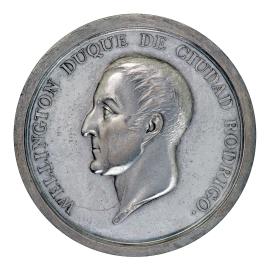 A Wellington, duque de Ciudad Rodrigo, don Mariano Rodríguez de Olmedo, diputado por Charcas