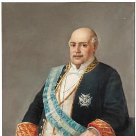 Diego López Ballesteros, ministro de Ultramar