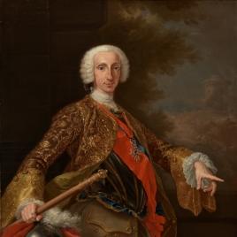 Carlos de Borbón, rey de las Dos Sicilias