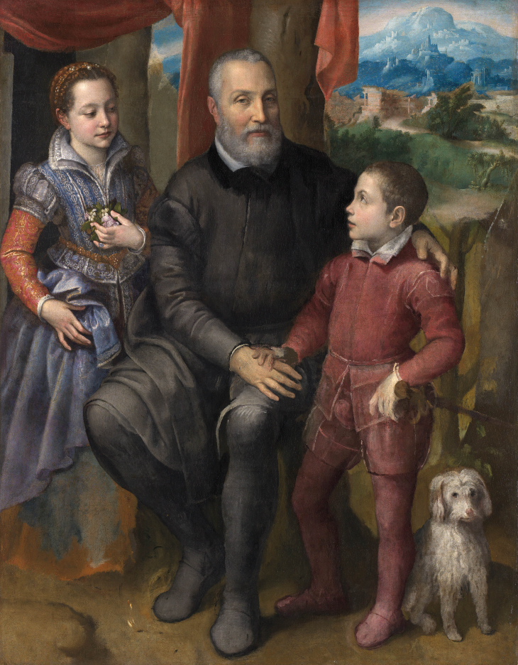 The creation of the myth of Sofonisba Anguissola
