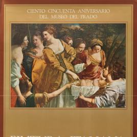 Pintura italiana del siglo XVII [Material gráfico] : ciento cincuenta aniversario del Museo del Prado / Museo Nacional del Prado.