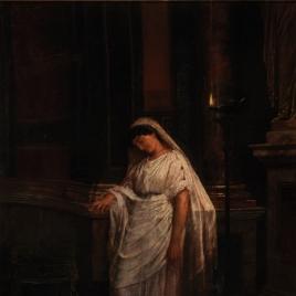 Una vestal