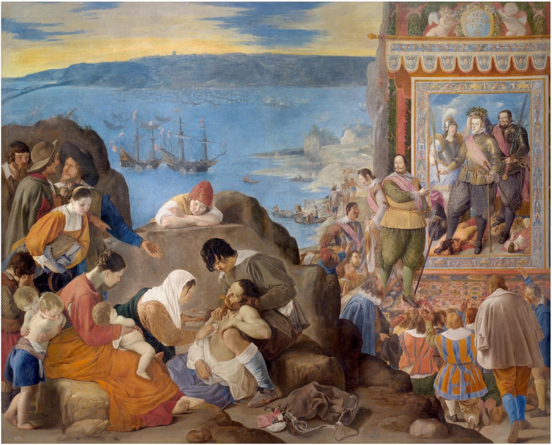 The Recapture of Bahía de Todos los Santos - The Collection
