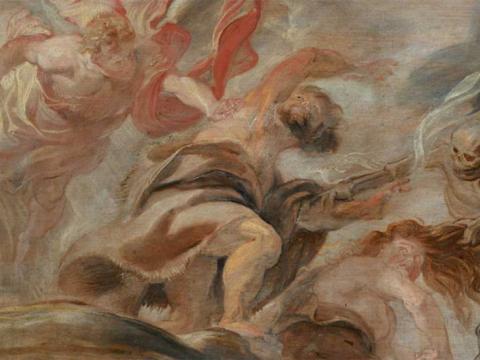 Pedro Pablo Rubens, el gran impulsor del boceto pintado