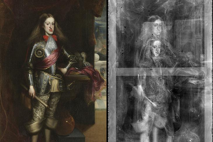 El Museo Nacional del Prado descubre algunas de sus obras a través de los rayos X