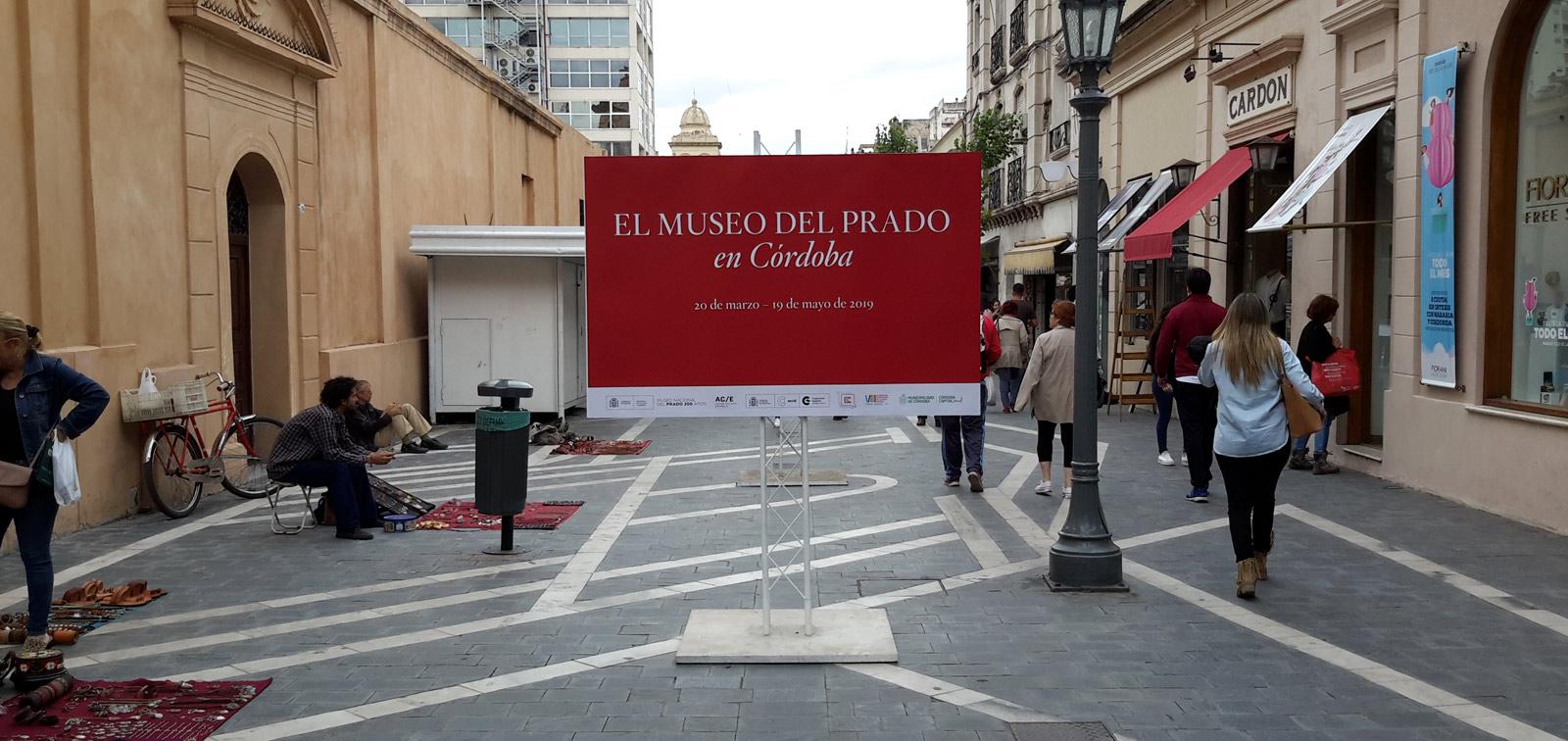Exposición didáctica: El Prado en Cordoba