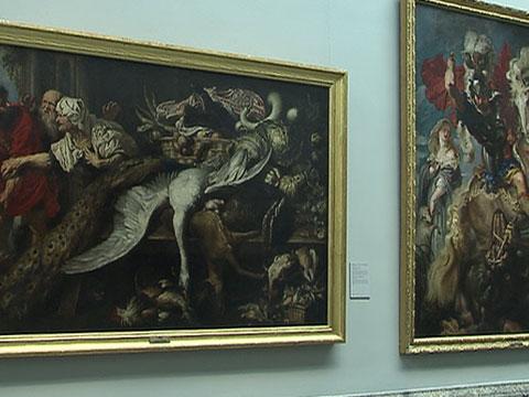 La Galería Central del Museo del Prado reorganizada