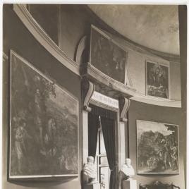 Museo del Prado, vista de la rotonda alta de Goya