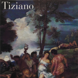 Tiziano [Material gráfico] / Museo Nacional del Prado.