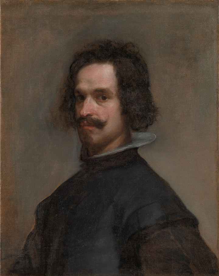Portrait of a Man, Velázquez