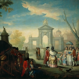 The Puerta de San Vicente