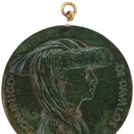 Íñigo de Ávalos - Emblema y armas de Ávalos