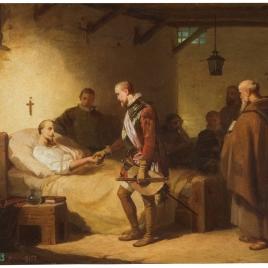 Cervantes y don Juan de Austria