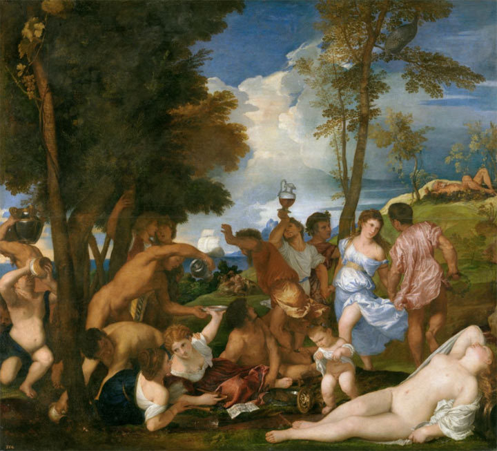 Apeles revivido (1516-1533)