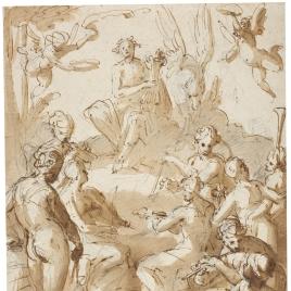 Apolo y las Musas