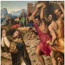 The Martyrdom of Saint Stephen