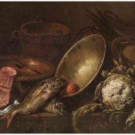 Bodegón de cocina