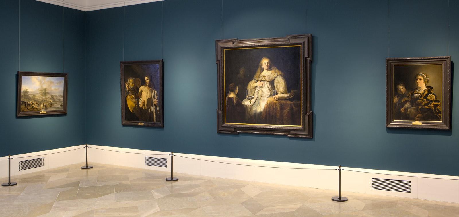 Nueva instalación de la pintura holandesa en el Museo del Prado