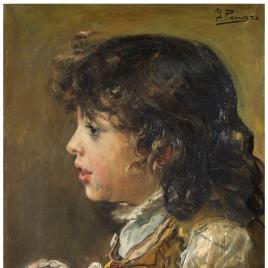 Ignacio, hijo del artista
