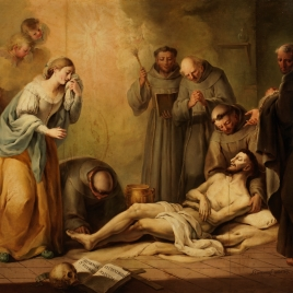 The Death of Saint Francis