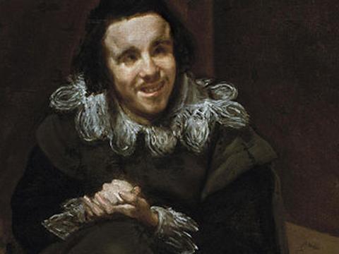 <em>El bufón Calabacillas</em>, Diego Rodríguez de Silva y Velázquez, comentada por Claudio Rodríguez