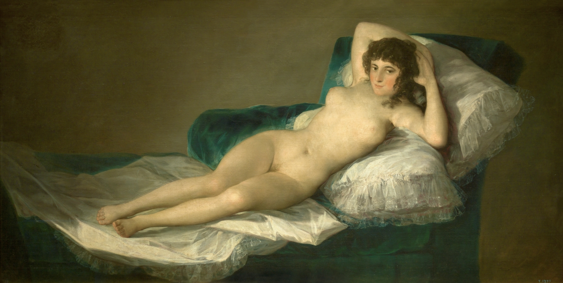 Alma Naked the naked maja - the collection - museo nacional del prado