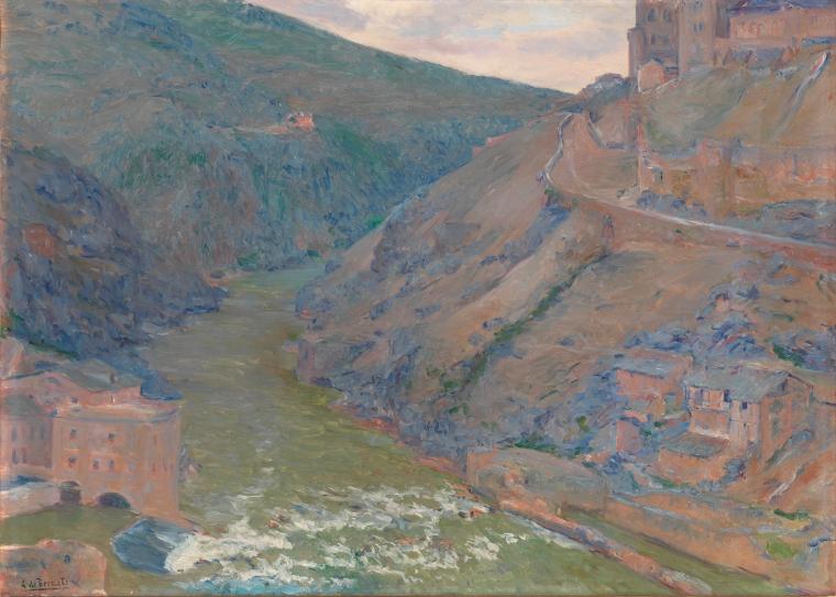 El Tajo, Toledo