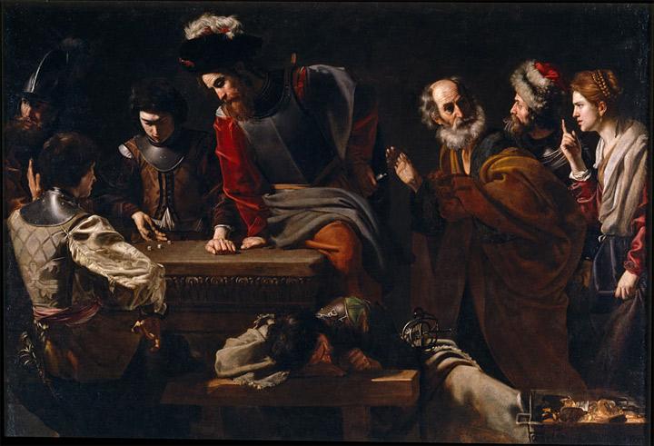 El primer título conocido de El Coloso y su procedencia más temprana