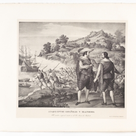 The Recapture of San Juan in Puerto Rico
