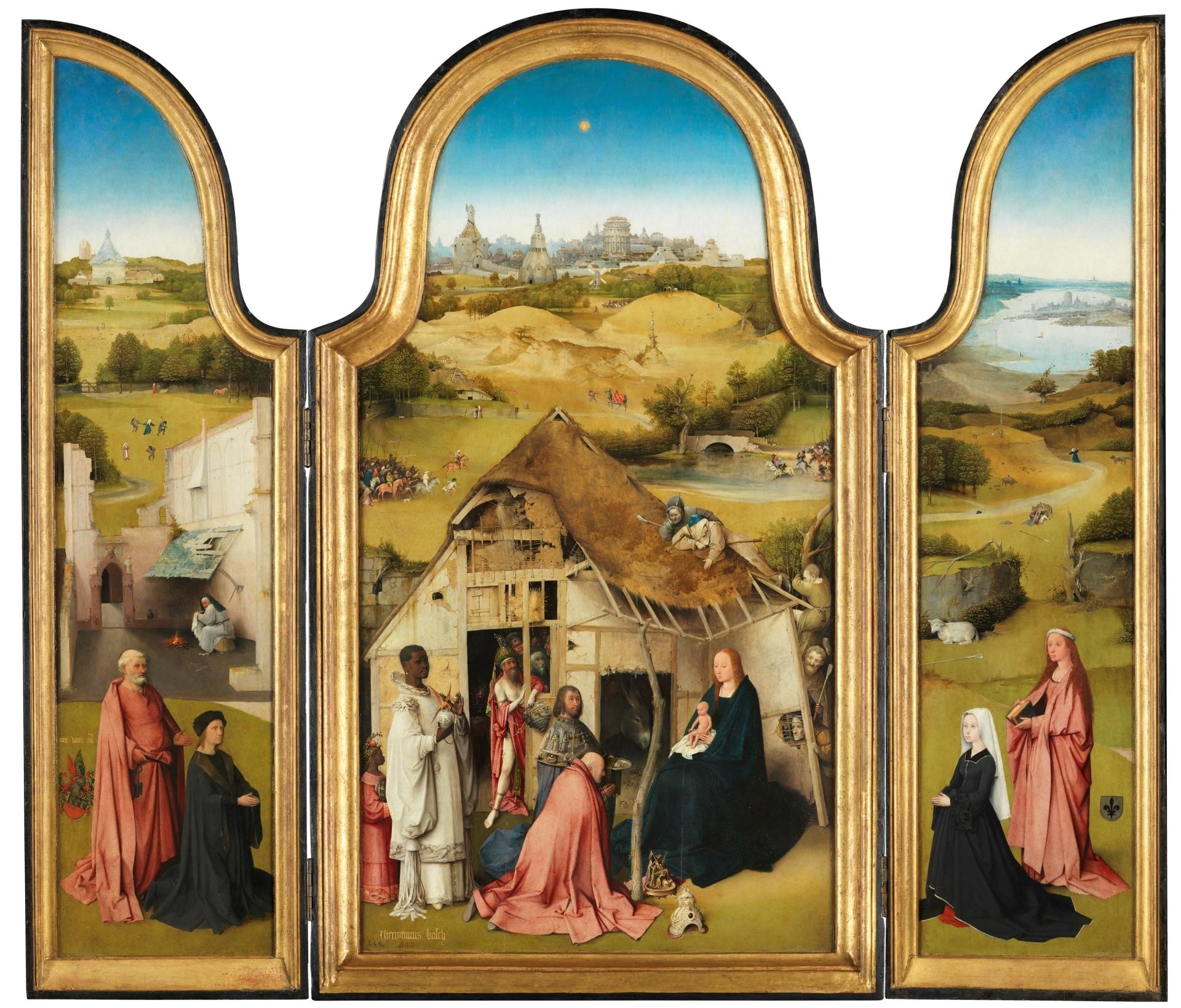 Bosch. The 5th Centenary Exhibition - Exhibition - Museo Nacional ...