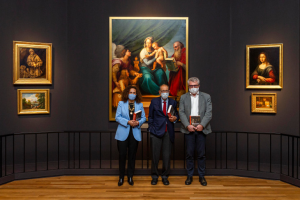 The Museo Nacional del Prado is restarting its activities with Uninvited Guests