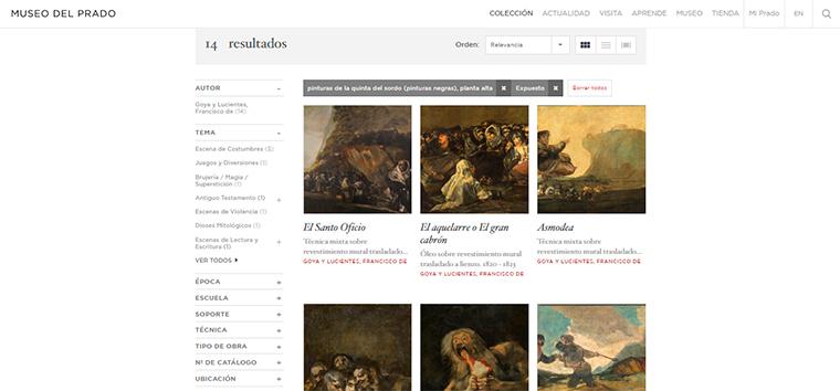 4. El perro de Goya