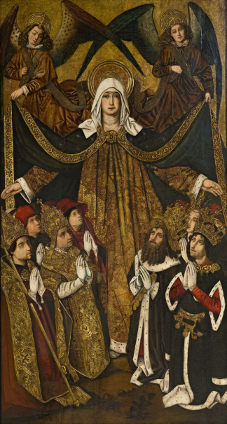 Virgen de la Misericordia