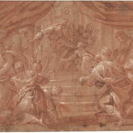 La Presentación de la Virgen en el Templo