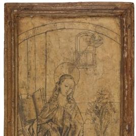 La Virgen anunciada