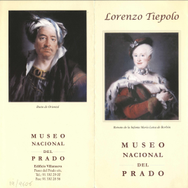 Lorenzo Tiepolo / Museo Nacional del Prado.