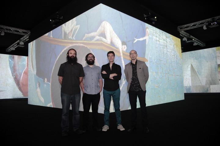 """El Museo del Prado presenta """"Jardín infinito"""", una ambiciosa videoinstalación a partir de la excepcional e icónica obra del Bosco """"El Jardín de las delicias"""""""