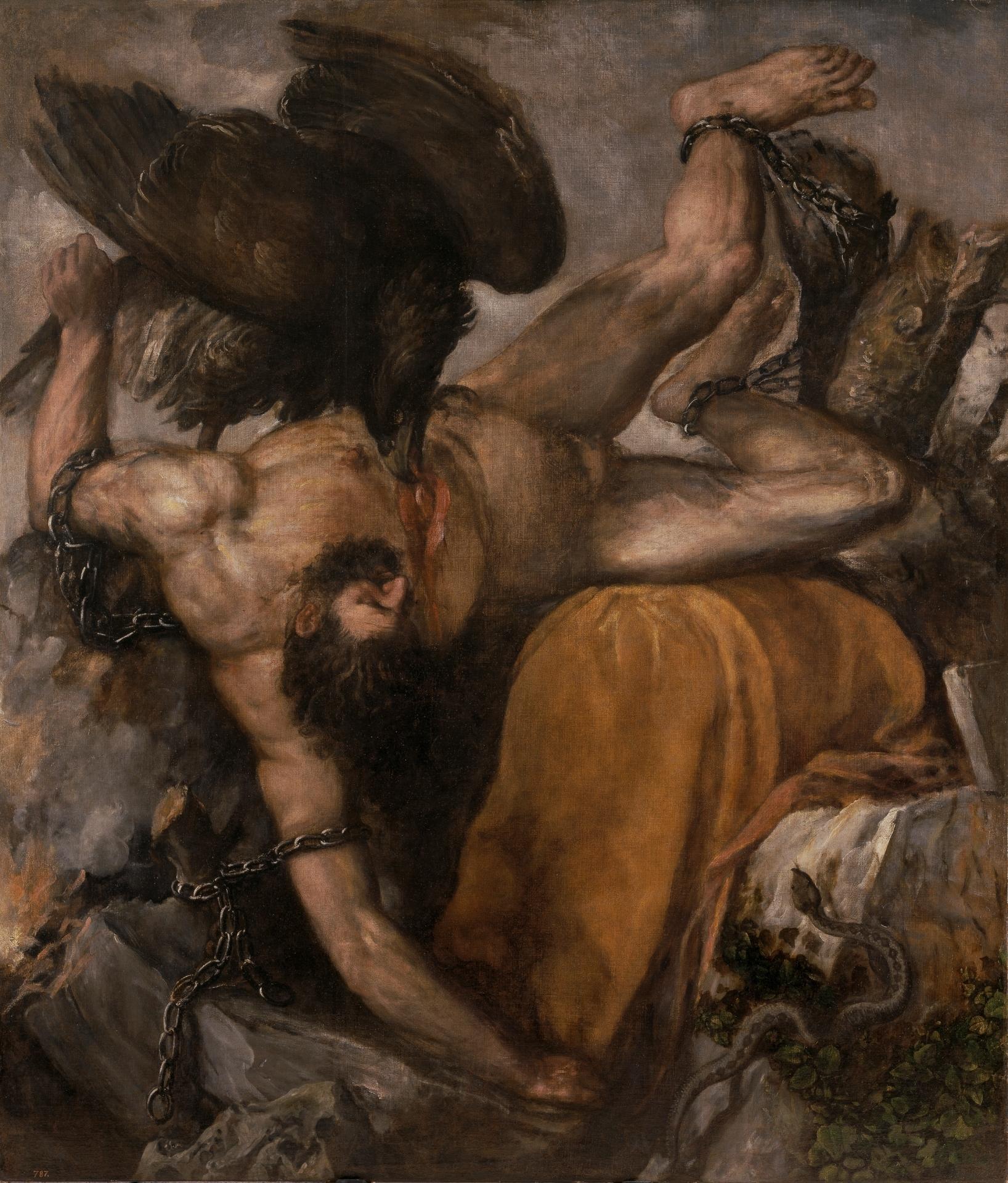 Anette Michel H tityus - the collection - museo nacional del prado