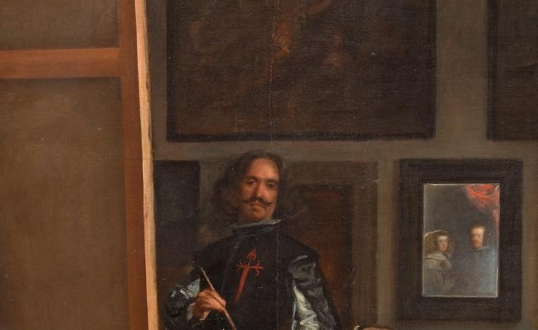 1. Autorretrato de Velázquez