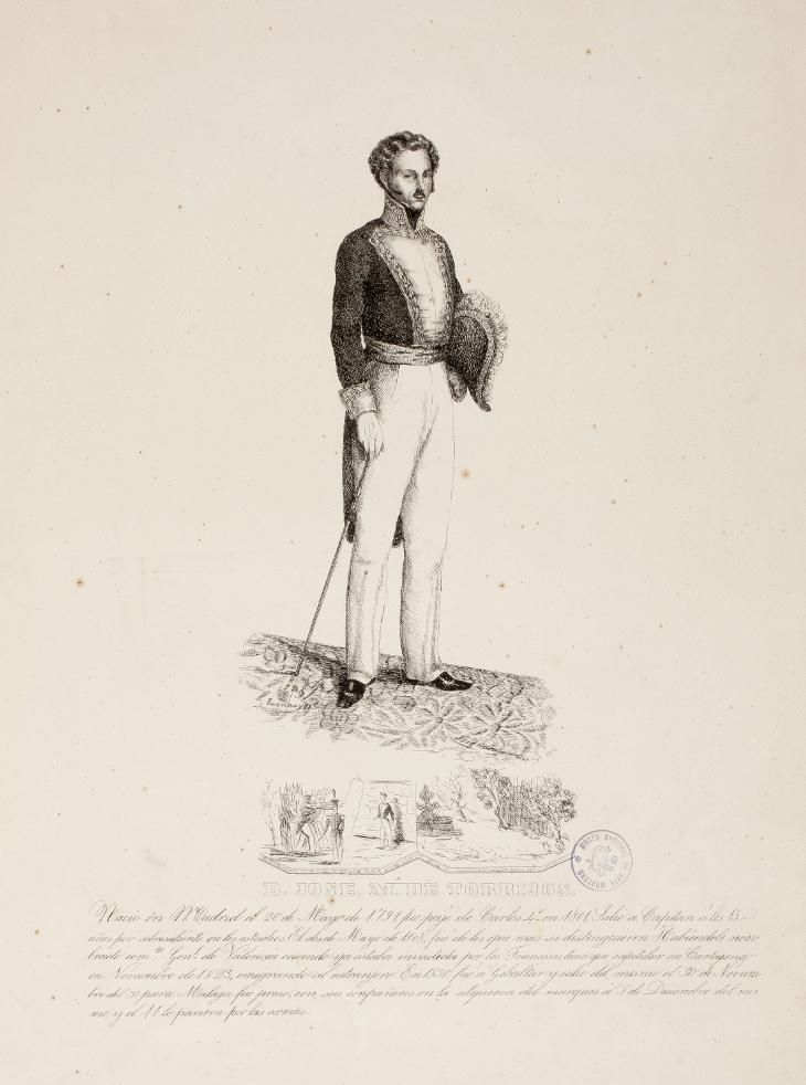 José María Torrijos de José María Cardano