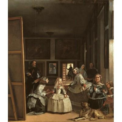 """Las Meninas, or The Family of Philip IV"""