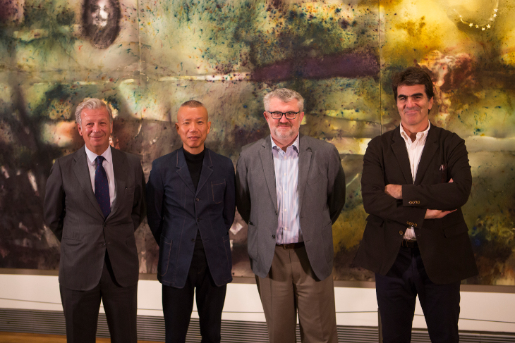 The Museo del Prado and ACCIONA are presenting the exhibition The Spirit of Painting. Cai Guo-Qiang at the Prado
